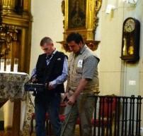 À la recherche des restes de Miguel de Cervantès