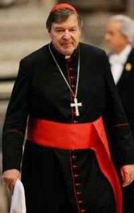 George Pell | Photo : RNS
