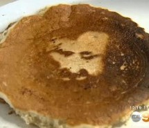 Voir le visage de Jésus sur ses toasts serait normal