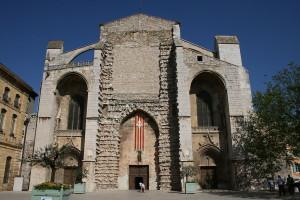 Basilique Sainte-Marie-Madeleine à Saint-Maximin-la-Sainte-Baume