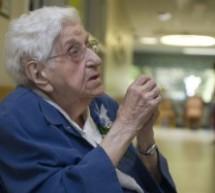 109 ans, dont 90 de vie religieuse