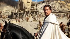 Christian Bale incarnera Moïse dans le plépum Exode : Dieux et Rois de Ridley Scott | Photo : Twentieth Century Fox
