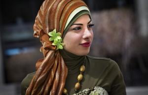 Dalila Awada | Photo : Annik MH De Carufel (Le Devoir)