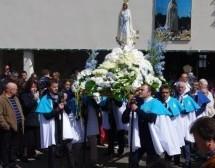 À Saint-Brieuc, la communauté portugaise a fêté Fatima