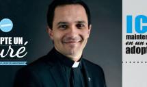 Adopte un curé, une campagne de pub qui se veut charmante