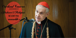 Le cardinal Jean-Louis Tauran
