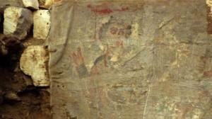 Une représentation ancienne de Jésus? | Photo : Université de Barcelone