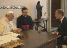 Le pape rencontre le premier ministre polonais