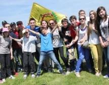 Près de 900 collégiens catholiques réunis à Saint-Malo avec pour thème Star Wars