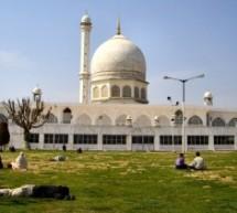 Les musulmans du Cachemire indien célèbrent le prophète Mahomet