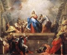 Samedi 4 juin – Christianisme : Pentecôte