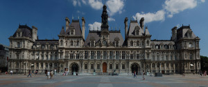 L'Hotel de Ville de Paris | Photo : Wikimedia Commons