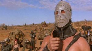 Le Seigneur Humungus (Kjell Nilsson) dans Mad Max 2