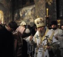 Décès du métropolite Volodymyr, chef de l'Église orthodoxe russe en Ukraine