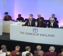 Résultats du vote du Synode de l'Église d'Angleterre 2014