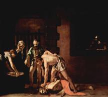 Lundi 29 août – Christianisme : Décollation de Jean le Baptiste