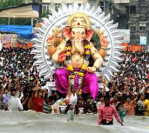 Lundi 5 septembre – Hindouisme : Ganesh Chaturthi