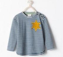 La boutique Zara retire un chandail rayé à « étoile jaune » pour enfants
