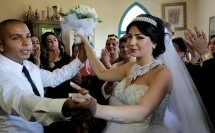 En Israël, un mariage judéo-arabe hérisse l'extrême droite