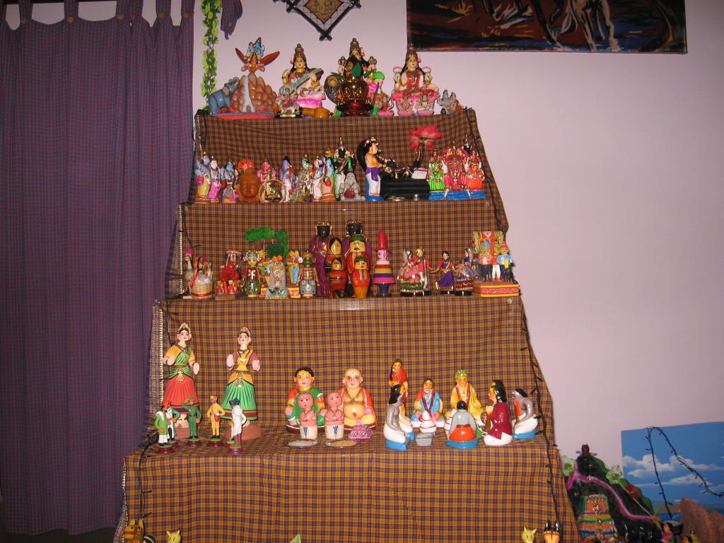 Des figurines de divinités
