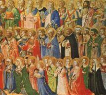 Dimanche 1er novembre – Christianisme : Toussaint