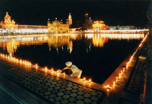 Divali au Temple d'or d'Amritsar | Photo : Gurumustuk Singh