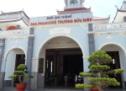 Vietnam : Le père François-Xavier Truong Buu Diep et l'église de Tac Say