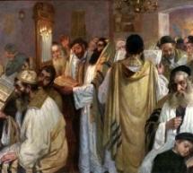 Samedi 30 septembre – Judaïsme : Yom Kippour