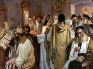 On the Eve of Yom Kippur (Prayer) | Jakub Weinles
