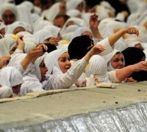 Le selfie à l'honneur au pèlerinage à La Mecque