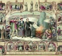 Dimanche 25 octobre – Christianisme (protestantisme) : Fête de la Réforme