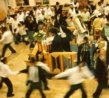 Mardi 6 octobre – Judaïsme : Simchat Torah