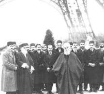 Samedi 28 novembre – Foi bahá'íe : Ascension d'Abdu'l-Bahá