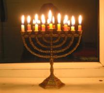 Lundi 7 au lundi 14 décembre – Judaïsme : Hanouccah