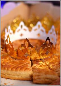 Galette des rois | Photo : Helene Iracane