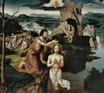 Dimanche 10 janvier – Christianisme : Baptême du Christ