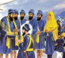 Mardi 5 janvier – Sikhisme : Naissance du gourou Gobind Singh
