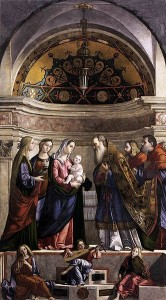 Presentation of Jesus in the Temple - Vittore Carpaccio