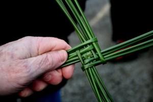 Une croix de sainte Brigitte