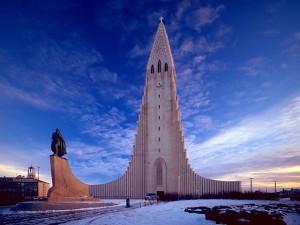 Hallgrímskirkja, église luthérienne à Reykjavík | Photo : Andreas Tille