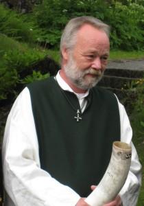 Hilmar Örn Hilmarsson, actuel  allsherjargoði (grand prêtre) de l'Ásatrúarfélagið