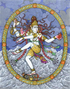 Shiva Natarāja | Artiste : Arumugam Manivelu