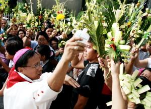 Dimanche des Rameaux aux Philippines | Photo : Keith Bacongco