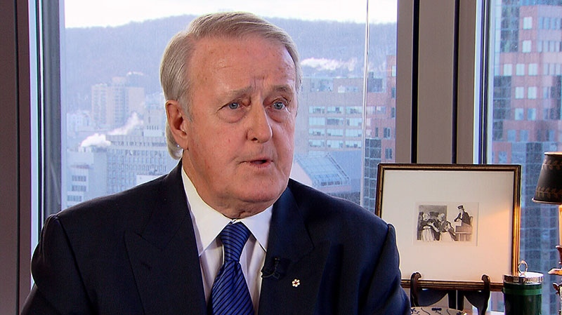 Brian Mulroney | Photo : CTV News