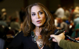 Pamela Geller | Photo : Mike Stone (Reuters)