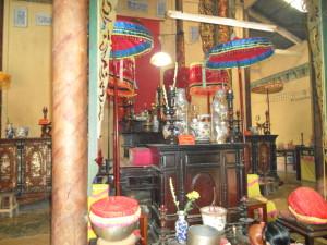 Autel dédié à l'empereur de Jade | Photo : Phuoc Thien Tran