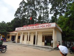 Musée exposant les crimes de Pol Pot