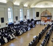 Clôture de l'Année jubilaire du 375ième anniversaire de l'arrivée des Augustines et des Ursulines à Québec