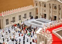 Le Vatican en LEGO