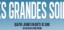 Événement: Présentation du documentaire «Les Grandes soifs» à Québec